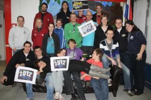 Groepsfoto iScout 2012