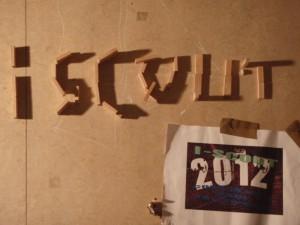 iScout12 schaduwkunst