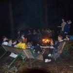 Weerwolven bij het kampvuur
